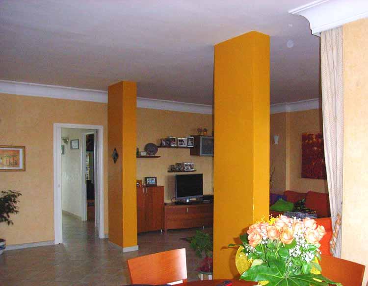 Triglifo fase1 blog arredamento for Pilastri per una casa