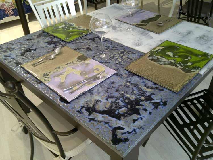 Tavoli in pietra lavica deruta finest fima deruta for Fima arredamenti