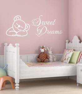 Adesivo murale per la camera dei bambini